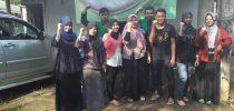 Kuliah Kerja Nyata di Desa Iwul Parung Bogor